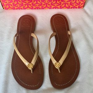 EUC Tory Burch Terra Sandals